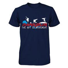 Parkour - Shirts