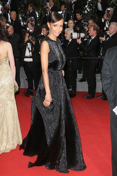 Cannes 2015 - Sonia Rolland in Maison Rabih Kayrouz - Day 3 (montée des marches The Lobster)