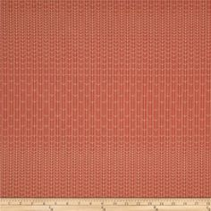 Joel Dewberry Bungalow Empress Coral from @fabricdotcom  Designed by Joel Dewberry for Free Spirit, this cotton print is perfect for quilting, apparel and home decor accents.  Colors include pink and cream.
