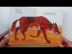 Oso Panda, oso panda, que ves ahi? by Bill Martin & Eric Carle | Spanish Read Aloud Along Book - YouTube
