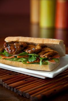 Banh Mi by Elkins Design #foodphotography #photography #food