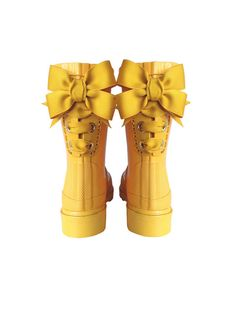 Timber & Tamber Rain Boots Rubber Gumboots by TimberAndTamberBoots, $47.00