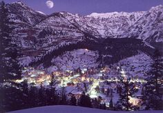 """Ouray, Colorado Is Known As """"The Little Switzerland Of America"""" ~ It Has Been A Family Favorite For Many Years Summer & Winter!!"""