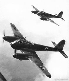 Messerschmitt Me 210 WRG# 0017719