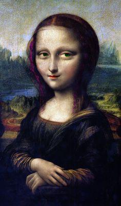 Photoshop Design by Worth1000 User for Mona Lisa - Design #8861621