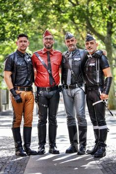 Men and kink that turn me on. It has erotic gay male. Tight Leather Pants, Leather Blazer, Leather Men, Engineer Boots, Comfy Pants, Straight Guys, Trends, Tall Boots, Men's Collection