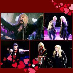 Stevie Nicks Collage Created By Tisha 02/09/15