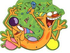 No blue buzzard, no three eyed frog, Just a feline/canine little CatDo. Best Kids Cartoons, Nickelodeon Cartoons, Retro Cartoons, Cartoon Shows, Cool Cartoons, Cartoon Kids, Manado, 90s Childhood, Childhood Memories