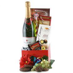 Wine & Chocolate Wishes!