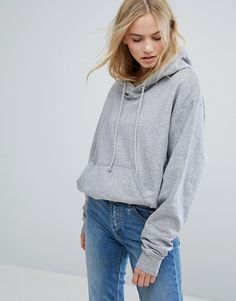 Buy Weekday Oversize Hoodie at ASOS. With free delivery and return options (Ts&Cs apply), online shopping has never been so easy. Get the latest trends with ASOS now. Fashion 2018, Fashion Online, Fashion Outfits, Fashion Trends, Fashion Boots, Fashion Inspiration, Hoodie Outfit, Fashion For Petite Women, Womens Fashion