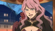 Vanessa Black, Black Clover Anime, Hero, Manga, Icons, Girls, Display, Toddler Girls, Daughters