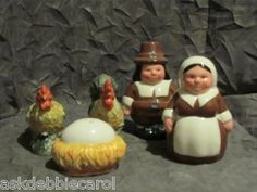 Thanksgiving Themed Salt & PeppernCollection