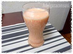 Batido de papaya (un vaso)   Cals: 98kcal | Grasa: 0,75g | Carbh: 17,06g | Prot: 6,70g    El otro día me dio por comprar papaya, venía en...