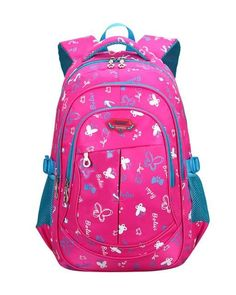 Large Children School Bags for Teenagers Girls Boys Waterproof Printing  Backpack Satchel Schoolbag Mochila Escolar Infantil ef6494a481738