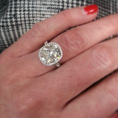 Julie Chen Engagement Ring Engagement Rings Diamonds
