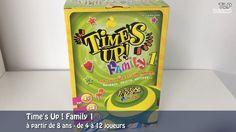 Time's Up ! Family 1 Démo - Fiche produit http://www.touslesprix.com/comparer/fiche288951.html