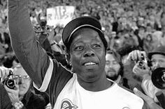 Hank Aaron: One of the Greatest Baseball Legends in History Negro League Baseball, Baseball Players, Best Sports Quotes, Hank Aaron, Making The Team, Willie Mays, Baseball Equipment, Babe Ruth, American League