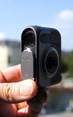The DxO One is tiny, powerful camera that connects to your iPhone
