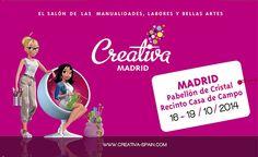 Mi cesta de mimbre | Nuestra vida es un DIY: Charla en la feria Creativa. | http://www.micestademimbre.com