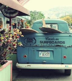 Who's ready for their next Surf Girl Adventure? Start planning your EPIC 2018 with the SurfGirl Journal. 156 pages of motivational quotes, to-do planners, pages to colour, write and put your photos in Volkswagen Transporter, Vw T1, Volkswagen Bus, Volkswagen Beetles, Beach House Style, Vw Modelle, Vw Caravan, Kombi Motorhome, Vw Camping
