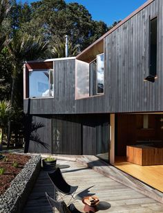 Muriwai House / Herbst Architects