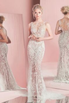 AS NOIVAS DE ZUHAIR MURAD - Fashionismo