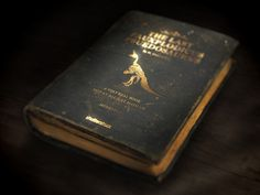 GRAPHIC DESIGN – PUBLICATION – leather and gold: a digital craft project for photoshop.