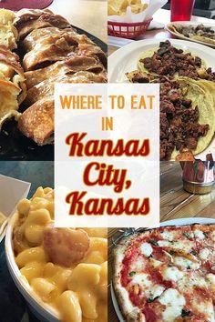 Wo in Kansas City, Kansas zu essen - USA - Foodie Travel Kansas City Missouri, State Of Kansas, Oklahoma, Travel Tours, Travel Usa, Travel Destinations, Work Travel, Kansas City Restaurants, Best Places To Eat