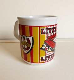Anfield Mug by LFCcollectables on Etsy
