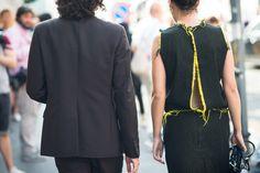 Milan Men's Fashion Week Spring 2015 - Milan Men's Fashion Week Spring 2015 Street Style