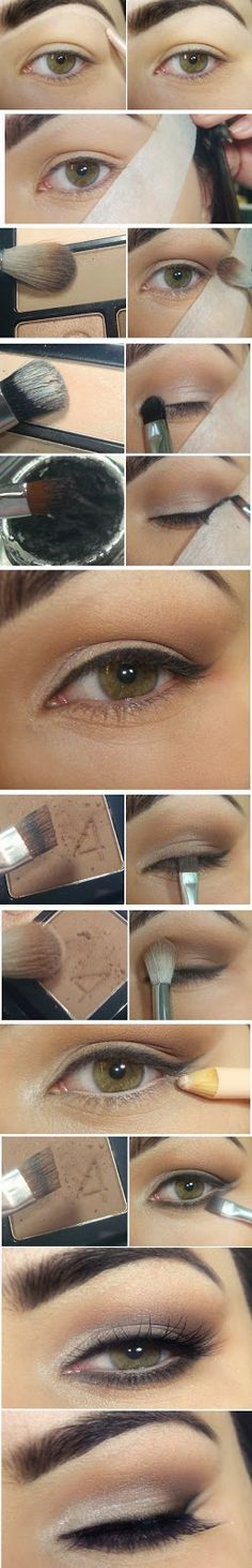 Easy and Wonderful Nude Makeup Tutorials # Step by Step / Best LoLus Makeup Fashion