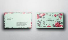 La Morita. Restaurant by Paula Mastrangelo, via Behance
