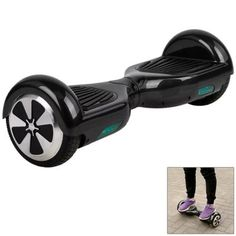 #Hoverboard Dual Wheels Self Balancing Eco - friendly Electric Scooter, $289.99 and Free Shipping