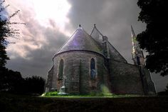 RENOVATION: The former All Saints Church, in Shildon, which will be turned into a house