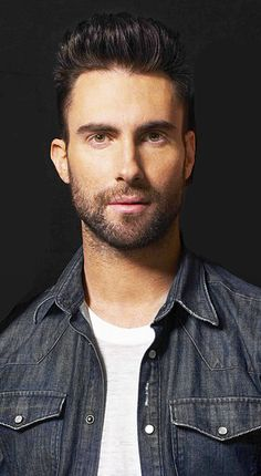 Adam Levine as if we didn't know : )