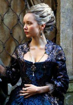 Musketeers, season 3. Queen Anne.
