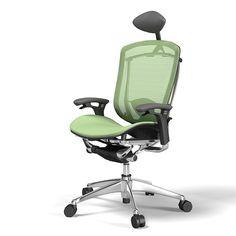 Modern Ergonomic Office Chair - Home Furniture Design Cool Office Desk, Home Office Setup, Office Chairs, Home Furniture, Furniture Design, Best Ergonomic Office Chair, Desk Chair, Sofas, Love Seat
