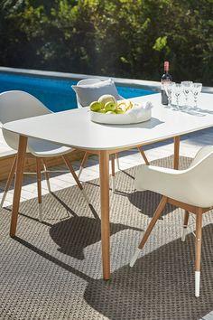 TWIGGY-pöytä ja -tuolit
