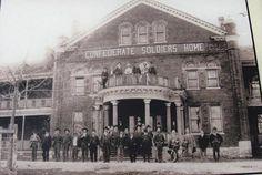 Confederate Soldiers Home,Nashville,Davidson County TN