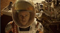Peter Travers Movie Review: The Martian  Matt Damon;  Directed by Ridley Scott; Four and a Half Stars  By Peter Travers September 30, 2015  Read more: http://www.rollingstone.com/movies/reviews/the-martian-20150930#ixzz3nH0d4qJq Follow us: @rollingstone on Twitter | RollingStone on Facebook