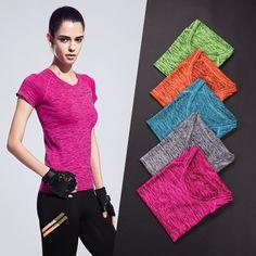 S-XL 5 Color Women's Short Sleeve T-Shirt Fashion Plus Size Slim T Shirt Adventure Time Workout T-shirt Casual For Women Tops