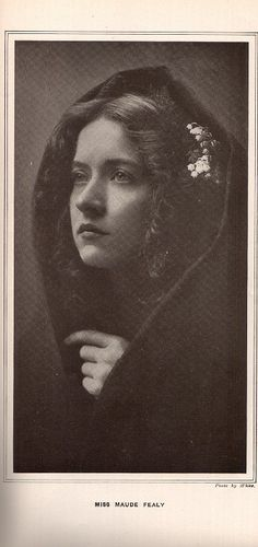 The Maude Fealy Postcard Gallery