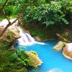 Basin Bleu. Haiti.