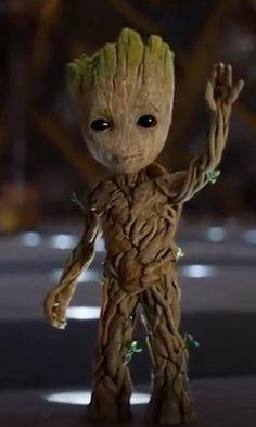 #IAmGroot Baby Groot