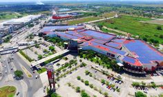 A property developer in the Philippines is steadily opening rooftop solar power plants on its shopping malls across the country.