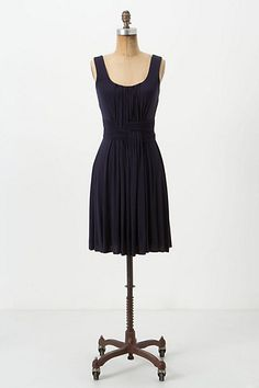 Under And Over Dress - Anthropologie.com  I just wish it wasn't jersey!!