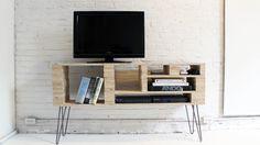 HomeMade Modern, Episode 2 – DIY Plywood Media Console