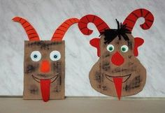 Chrismas Crafts For Kids, Winter Crafts For Kids, Diy For Kids, Christmas Crafts, Christmas Ornaments, Carnival Activities, Craft Activities, Easy Crafts, Diy And Crafts