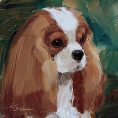All in the Family,- blenheim - Lindsey Bittner Graham - Cavalier in Art