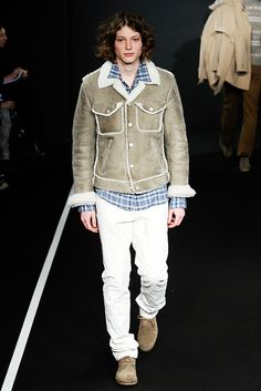 Agnès B. | Fall 2010 Menswear Collection | Style.com